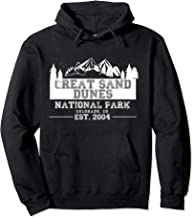 Great Sand Dunes, Colorado National Park Pullover Hoodie