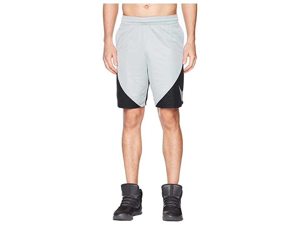 Nike Dry 9 Basketball Short (Light Pumice/Black/Light Pumice) Men