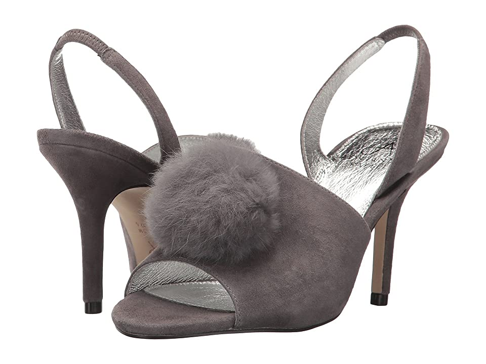 Adrianna Papell Alecia (Coal Kid Suede) Women
