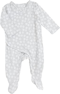 aden + anais Long Sleeve Kimono One-Piece (Infant)