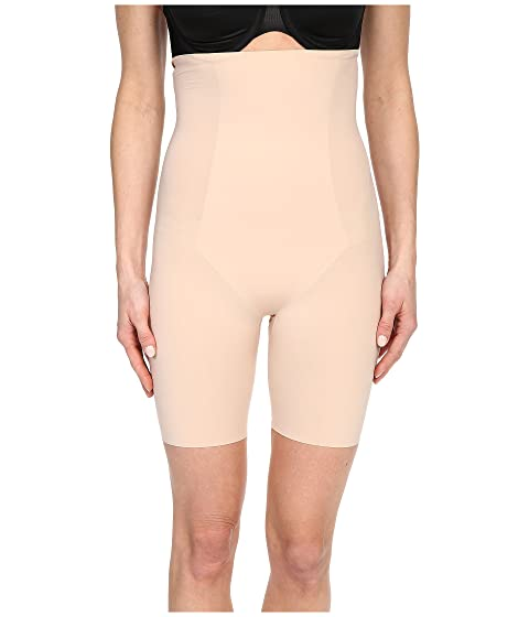 9a052a18b5 Spanx Thinstincts High-Waisted Mid-Thigh Short at Zappos.com