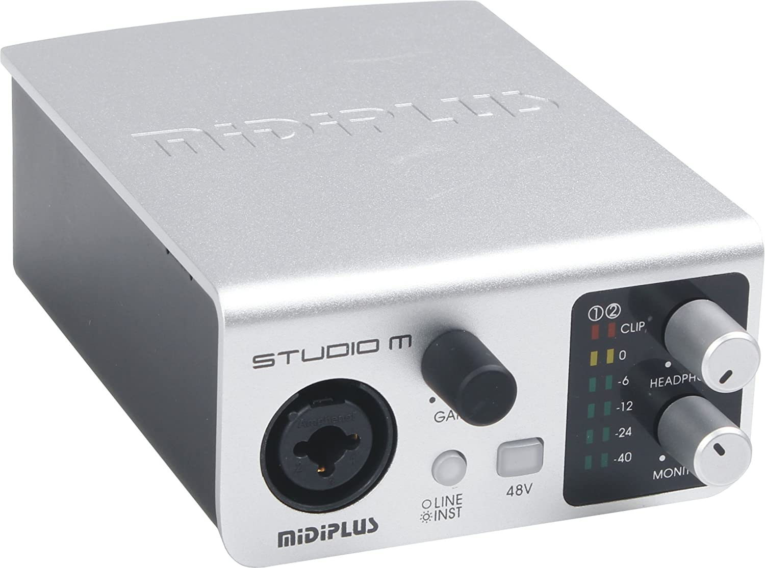 midiplus Studio M Audio Spring new work one Austin Mall after another Interface USB