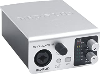 midiplus Studio M USB Audio Interface