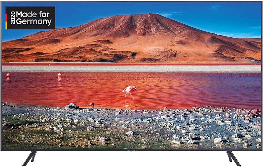 Samsung smart tv 65 pollici 4k ultra hd 3840 x 2160 pixel, led, wi-fi GU65TU7199U