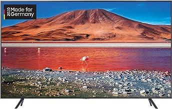 Samsung TU7079 108 cm (43 Zoll) LED Fernseher (Ultra HD, HDR 10+, Triple Tuner, Smart TV)..