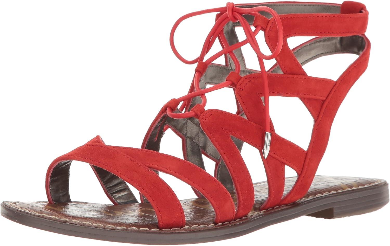 Sam Edelman Womens Gemma Flat Sandal