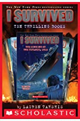 I Survived: Ten Thrilling Books (Ten-Book Set) Kindle Edition