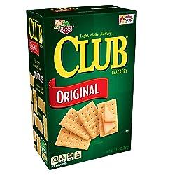 Keebler Club Crackers, Original, 13.7 oz Box