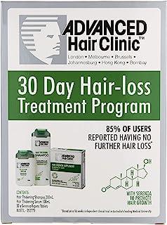 Advanced Hair 30 Day Hair Loss Treatment Kit