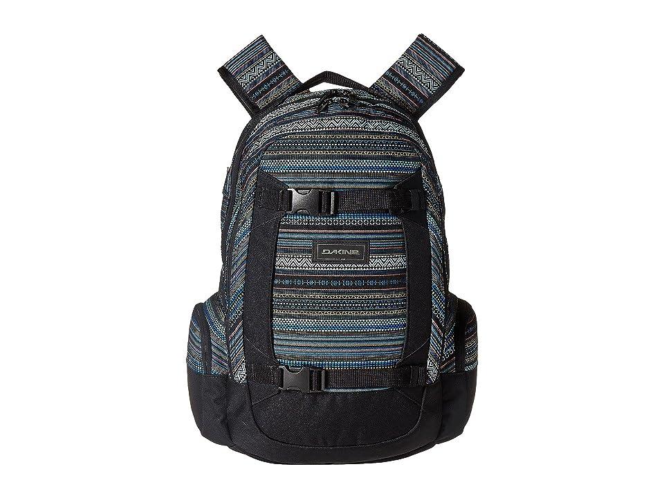 Dakine Mission Backpack 25L (Cortez) Backpack Bags