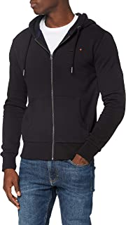 Superdry Men's Ol Classic Ziphood Ns Sweater