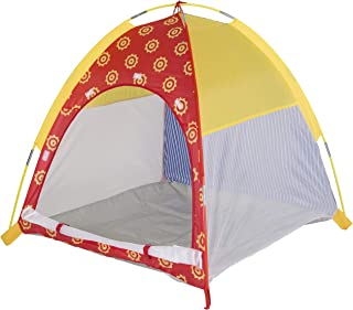 """Pacific Play Tents Lil Nursery - Portable Play Tent and Sun Shelter for Infants and Toddlers - 36"""" x 36"""" x 36"""""""