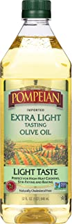 Pompeian Extra Light Tasting Olive Oil - 32 Ounce