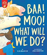Baa! Moo! What Will We Do? (Let's Read Together)