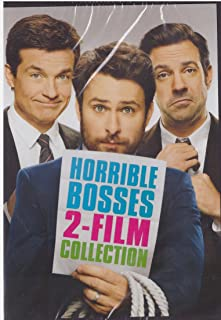 Horrible Bosses 2-Film Collection