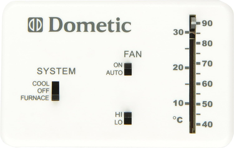 DOMETIC Brand Cheap Sale Venue Elegant D3106995.032 Heat Thermostat Analog Cool