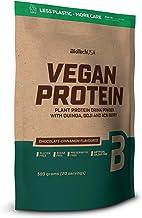 BIOTECHUSA Vegan Protein (500g) - Chocolate Cinnamon
