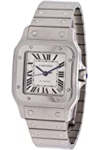 Cartier Santos Galbee Automatic-self-Wind Male Watch 2823 (Certified Pre-Owned)