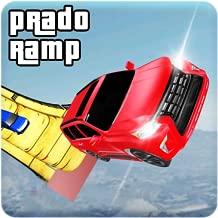 Mega Ramp Prado Stunts Extreme Impossible Tracks