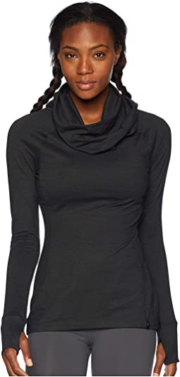 Solitude Funnel Neck Top