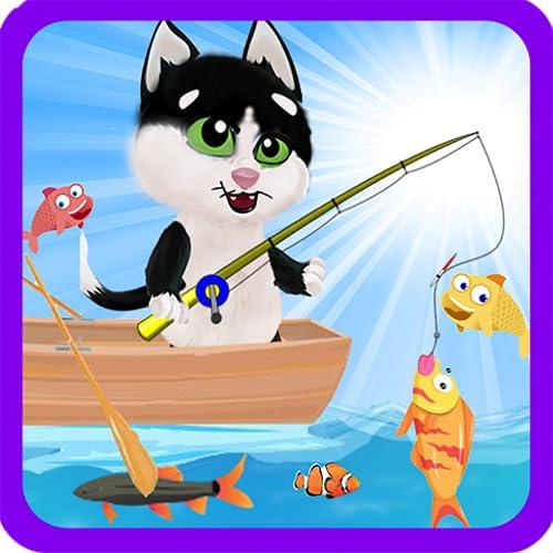 Katzenfischen - Kinderfischtag
