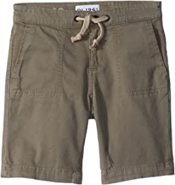 DL1961 Kids - Jax Shorts in Regime (Toddler/Little Kids/Big Kids)
