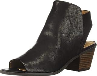 حذاء برقبة عالية من الجلد للنساء من Lucky Brand 7 5W