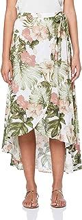 Rip Curl Women's Hanalei Bay WRAP Skirt, White