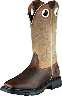 ariat workhog tall