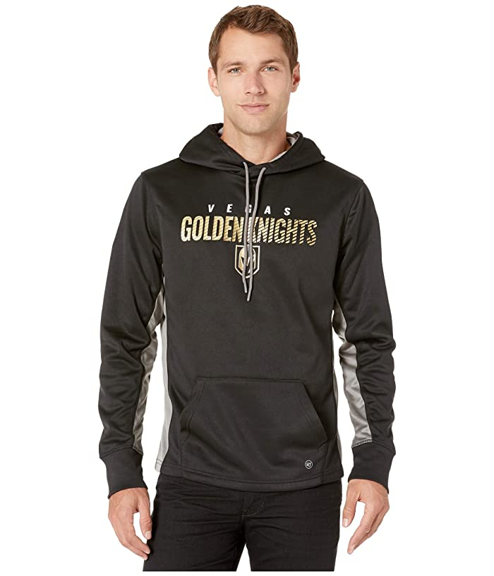 Vegas Golden Knights Drift Fleece Hoodie Jet Black