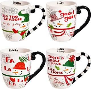 Best personalised snowman mug Reviews