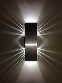 SpiceLED   ShineLED-6   2x3W blanc   effet de lumière   applique murale haute puissance