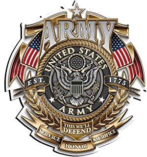 United States Army Service Honor Sacrifice Decal 5