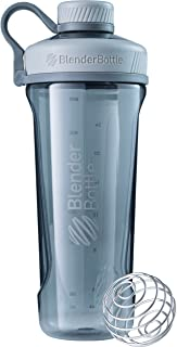 BlenderBottle C01957 Radian Tritan Shaker, 32oz, Pebble Grey (Int'l-Asia)