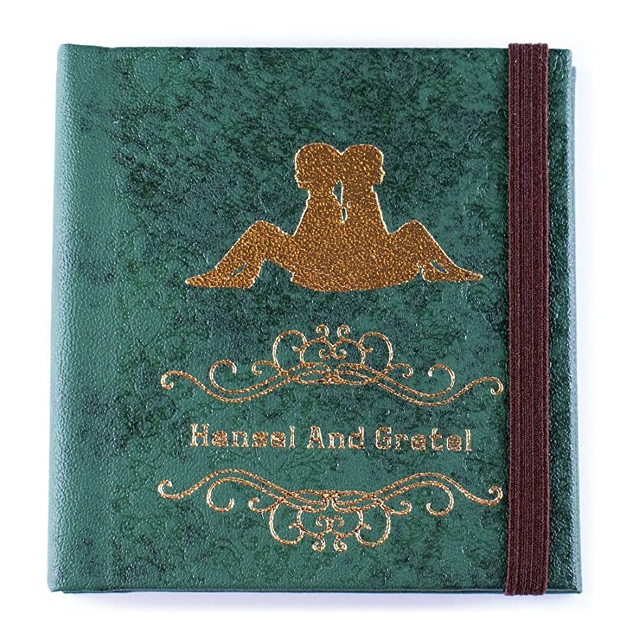 大使館涙彼のTCB童話シリーズ 『ヘンゼルとグレーテルをモチーフにしたアイシャドウ』