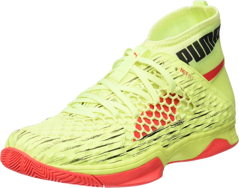 Puma Unisex Adults' Evospeed Indoor Netfit Euro 1 Multisport shoes