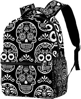 حقيبة ظهر خفيفة الوزن حقيبة مدرسية للكلية حقيبة كمبيوتر محمول Daypack للكبار والأطفال حقيبة ظهر عادية باللون الأسود