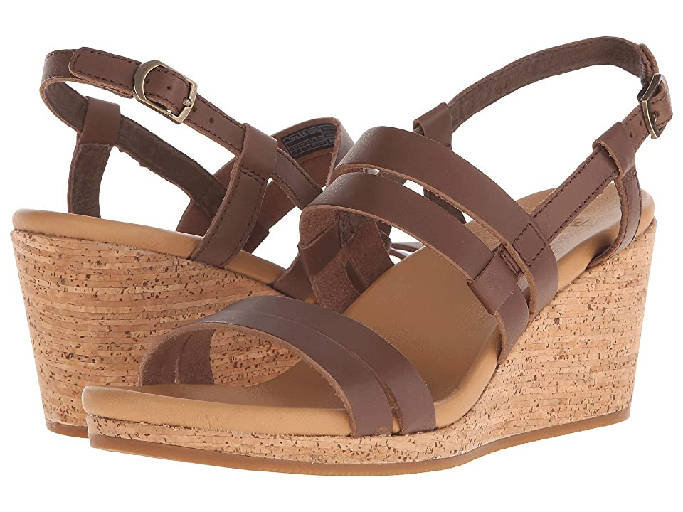 Teva Arrabelle Sandal Leather (Brown) Women