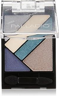 Palladio Silk Fx Eyeshadow Palette, Avant Garde