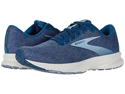 Brooks Launch 7 (Blue Fog/Poseidon/Grey) Men