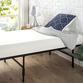 """Zinus Shawn 14 Inch SmartBase Mattress Foundation in Narrow Twin / Cot size / 30"""" x 75"""" / Platform Bed Frame / Box Spring Replacement"""