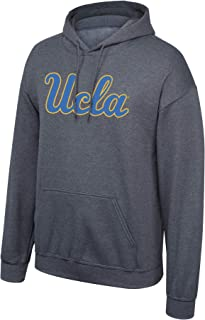 Elite Fan Shop NCAA Hoodie Sweatshirt Dark Heather Icon