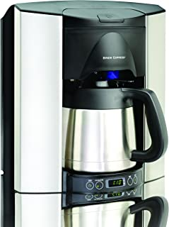 Brew Express BEC-110BS 10-Cup Countertop Coffee System, Stainless/Black