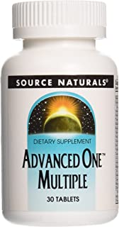 Source Naturals Advanced-One Multiple, 30 Tabs by Source Naturals