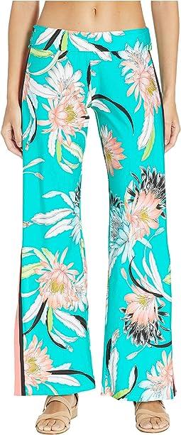 Shangri LA Roll Top Pants Cover-Up
