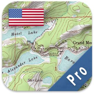 Grand Lake Fire Map.Amazon Com Kindle Fire Hd Offline Maps Travel Apps Games