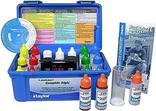 Taylor Technologies K-2005-SALT Test Kit Complete High