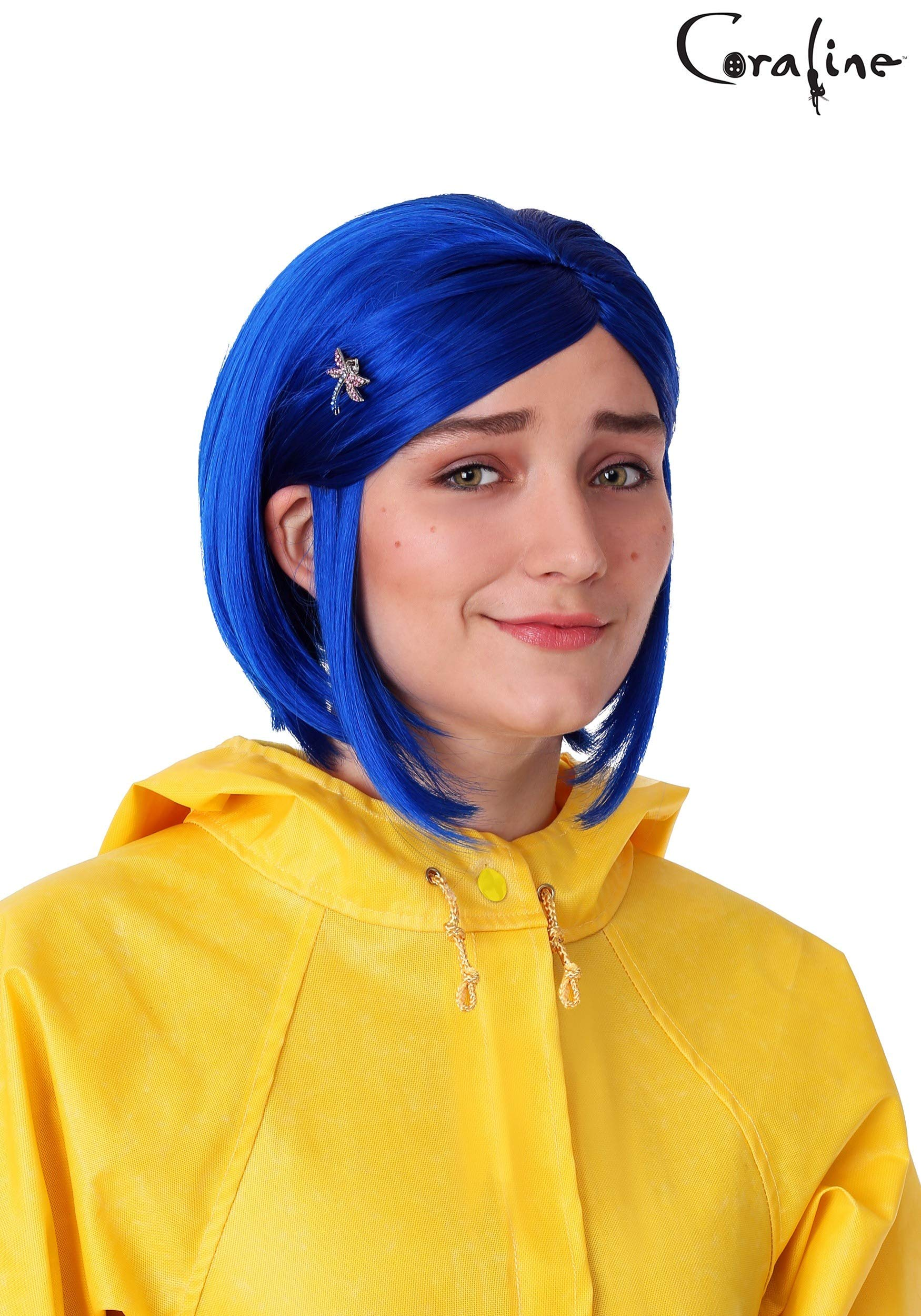 Fun Costumes Adult Coraline Wig Standard Buy Online In Grenada At Desertcart