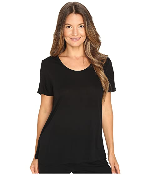 The Kooples T-Shirt Basique Manche Courtes Jersey