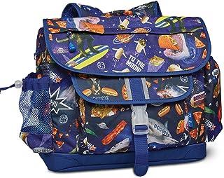 Bixbee Kids Backpack School Bag Meme Space Odyssey, Blue